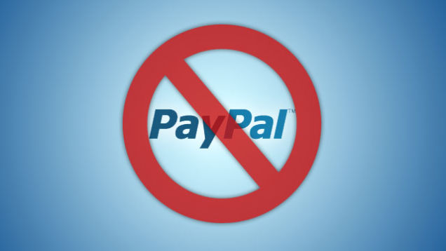 Why we do NOT recommend using Paypal